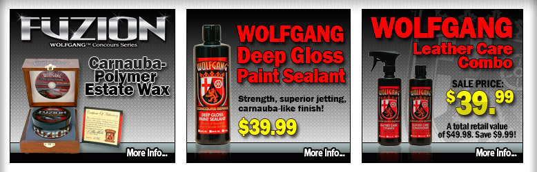 Wolfgang Car Care