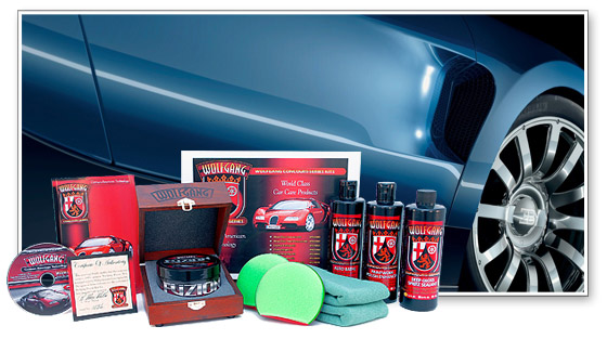 The Wolfgang Concours-Series as a whole, is formulated for a comprehensive car care program. Each Wolfgang product is specifically created to best perform a certain task, but is a piece of the total car care puzzle.